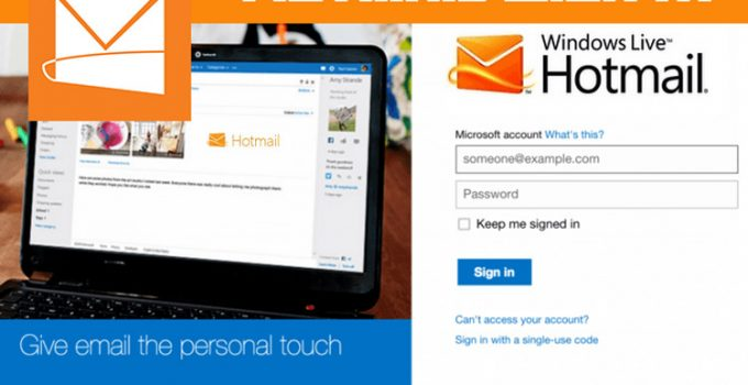 how to create a hotmail account 2016