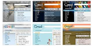 Gmail themes2