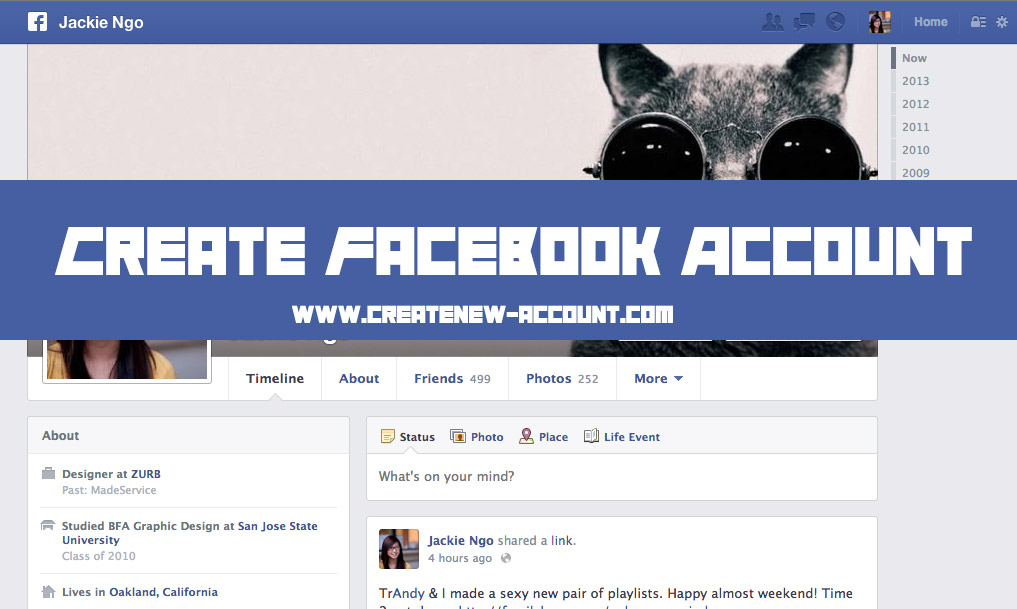Create-Facebook-Account