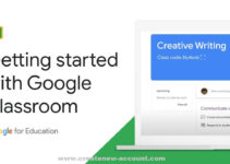 Create New Google Classroom Account